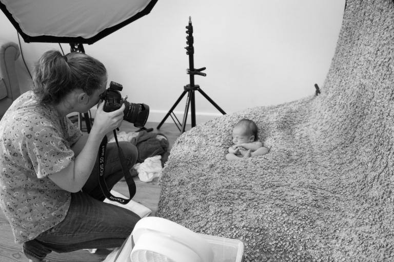 Newborn Photography training