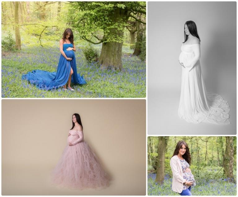 Pregnancy photo shoot Chesterfield Derbyshire